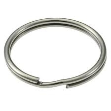 KT012 25MM SPLIT RING NP (20)