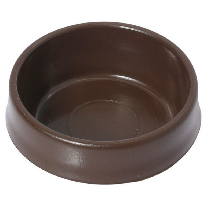 HH600B SMALL CASTOR CUP BROWN (4)