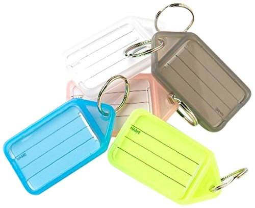 KT002 KEY TAGS 'CLICK' TYPE