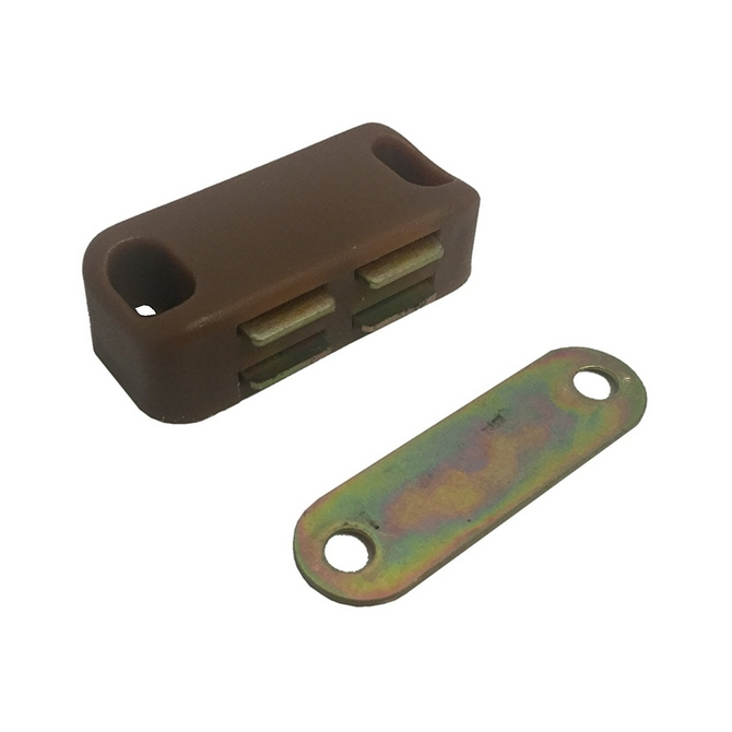 CA024B MEDIUM MAGNETIC CATCH BROWN (2)