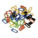 KT001AS KEY TAGS ASSORTED COLOURS