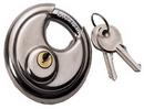 SE013 TRI-CIRCLE 70MM DISCUS PADLOCK
