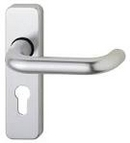 SAA ROUND BAR LOCK HANDLE